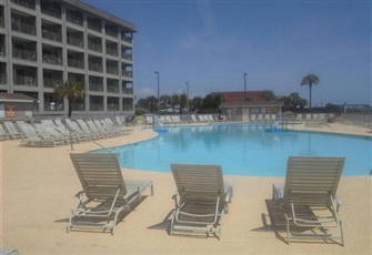 Myrtle Beach Resort - Pool Area