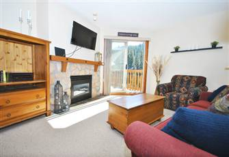 Affordable one Bedroom Condo in Sun Peaks. Sleep 4!