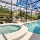 Large Pool and Spa Area - both Can be Heated in the Winter for your Enjoyment.