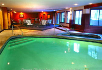 Snowdance - Indoor Pool, Hot Tub and Sauna