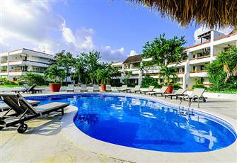 7180 Condo in Residencias Reef with Beautiful Ocean View Residencias Reef Condo