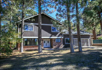 Beautiful Upgraded Big Bear Lake Escape