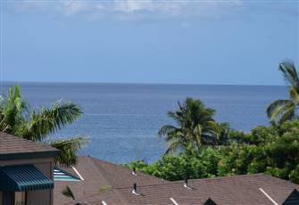 Quiet Ocean View (Partial) Maui Vista Condo in Building 2