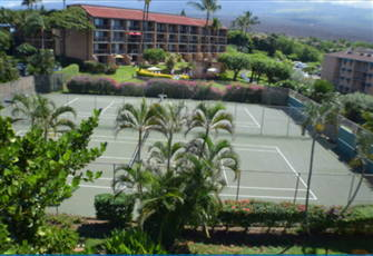 Maui Vista - Shared Tennis Courts