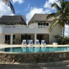 Large Private Property with Air Conditioning and Wifi View from the Beach