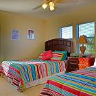 Master 2 Queen Beds, Sleeps 4