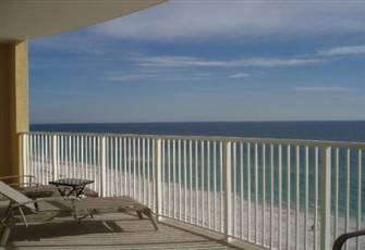 Beautiful Gulf of Mexico Ocean Front Vacation Unit