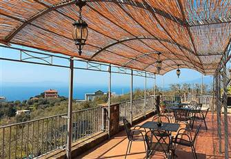 Romantic Villa Rental Facing the Sea of Sorrento