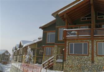 One of Canada's most Spectacular Ski-in, Ski-out Chalets Located on Big White