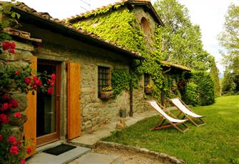 Hidden Gem in the Chianti Hills near Florence.