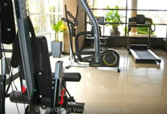 The Seaside Condominium - Fitness Area
