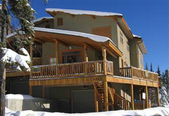 Truly Perfect  Ski in Ski out Location .  2000 Sq F .chalet with Beautiful View