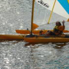 We Offer Kayaking and Sailing Tours and Instructions on our Very Safe and Stable Trimarans