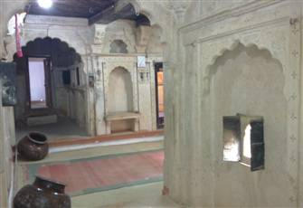 500 Year Old Haveli Room