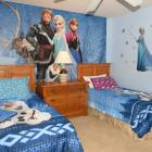 Frozen Themed Twin Room