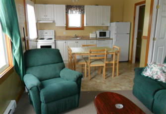 New 1 Bedroom Deluxe Cottage in the Cavendish Beach Resort Area of Pei