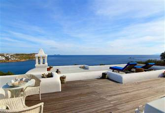 Villa with 3 Bedrooms in Kalo Livadi, Mykonos