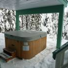 Your Private Hot Tub in the Woods