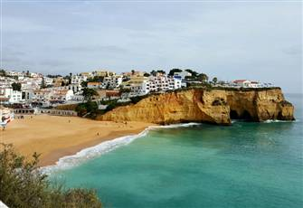 Casa Mar Azul - Brand New 2 Bedroom Condo with Stunning Ocean View in Carvoeiro