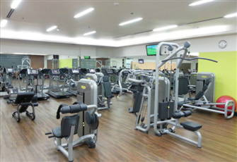 Ramada Jerusalem Hotel - Exercise Room