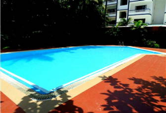 Studio 19 Holiday North Goa W/ Spacious Terrace & Pool ,Free Wi-Fi Internet