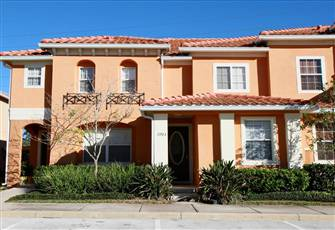 1.5 Mile to Disney 3br/3ba Townhome, Free Wifi/Crib/Highchair/Stroller