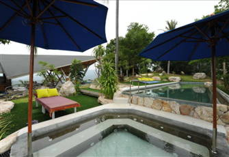 Luxury House 360 Degree Sunset Sea View Pool Villa with 5 Bedrooms.