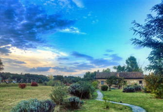 Country House in Montone, Umbria