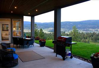 Perfectly Perched above the Okanagan Valley. Private Entrance Suite has it All.