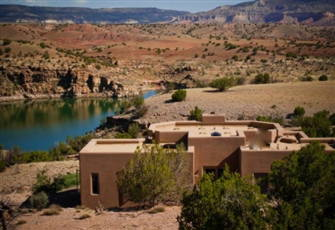 Abiquiu Lake Vacation Rental - 2brm, 2bath, Lakefront, Wifi