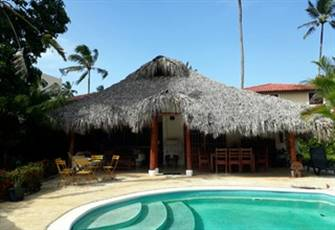 Villa Miriam Las Ballenas Beach Las Terrenas Dominican Republic 3 Rooms