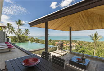 Luxury 6 Bedroom Villa, Island of Koh Samui, Thailand Stunning Ocean Views