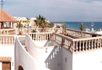 Wonderful Apartment for 4 People with Stunning View in Fuerteventura Island