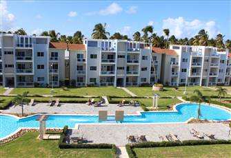 New Apartment in Bavaro Closed the Beach, Shops and Restaurants