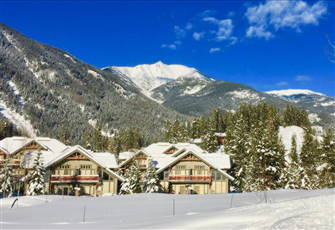 Greywolf View, Ski-in/out