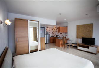 Chiang Mai Serviced Apartment - Superior Room