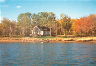 West Arm Tracadie -  Waterfront Cottage, Antigonish County