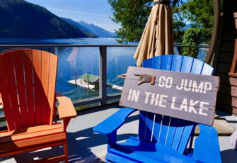 Sproat Lake Living...What A Life...