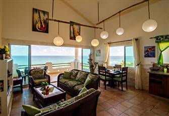 Cabarete Beach-Penthouse for a Wonderful Holiday