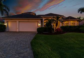 Modern Custom Design Florida Mansion with 2 Master Suites Ideal for 2 Families