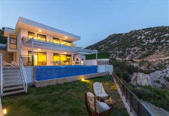 Villa Infinity Mountain