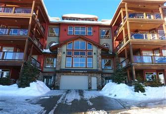 Big White Condo Ski-in/Ski