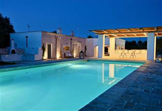 Ostuni; Luxury Villa W
