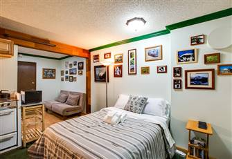 Mt. Baker Lodging Condo –