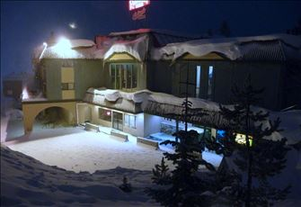 Night at the Snow Ghost Inn