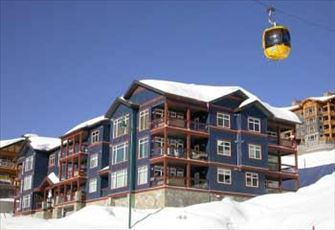 Glacier Lodge At Big White Ski Resort Ski Condo And