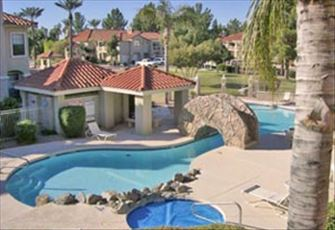 Lakeside Villas Scottsdale Rental