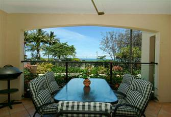 2 bedroom 2 bathroom ground floor beachfront