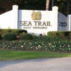 Sea Trail'S East Entrance