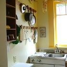 Kitchenette is Small, but  has all the Basic Amenities You'll Probably Need